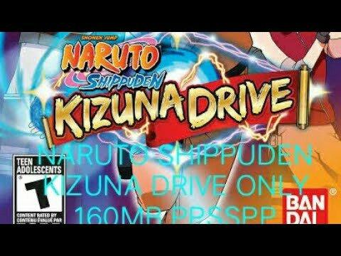 game ppsspp naruto kizuna drive
